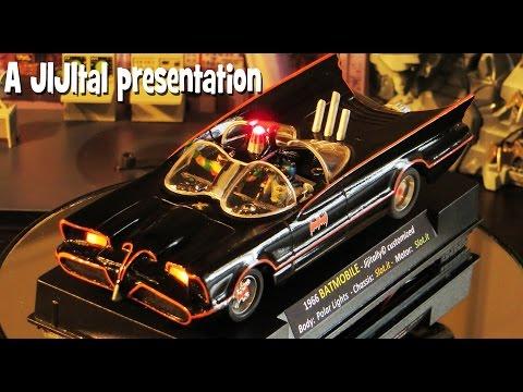 1966 Batmobile Slot Car authentic, fantastic, incredible! By Jiji