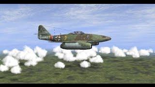 Let's Play IL-2 Sturmovik 1946 - The Storm Birds (Me-262 campaign) - Part 1