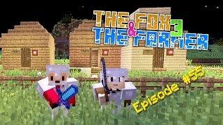 Minecraft Survival - The Fox & The Farmer Part 3 [55]