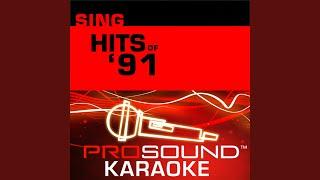 Get Here (Karaoke Lead Vocal Demo) (In the Style of Oleta Adams)