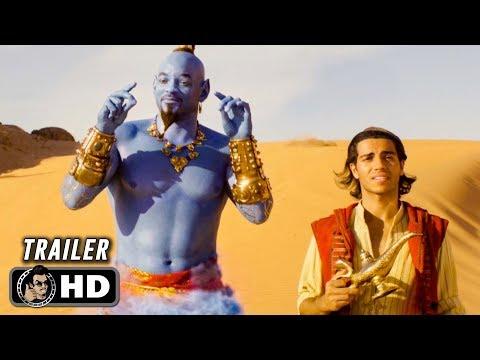 ALADDIN Trailer 3 (2019) Will Smith