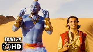 ALADDIN Trailer 3 (2019) Will Smith