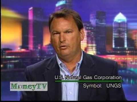 US Natural Gas Corp- MoneyTV Donald Baillargeon