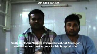 Hypoxic Ischaemic Brain Injury Improvement After Stem Cell Therapy in Mumbai India