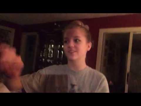Whispering challenge - Erica Nash (I KICKED MY SISTER)