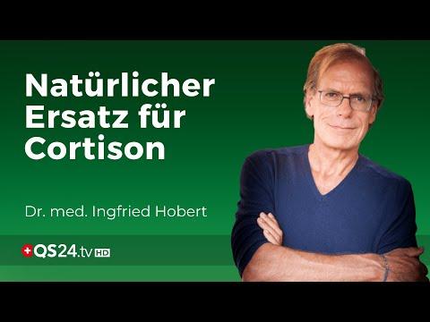 Kurkuma statt Cortison | Dr. med. Ingfried Hobert | Naturmedizin | QS24 24.02.2020