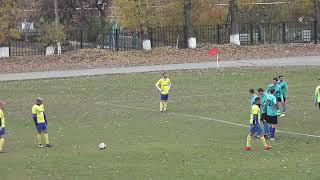 """Футбол """"Калитва"""" 1:3 """"Покров"""" - Полная версия"""