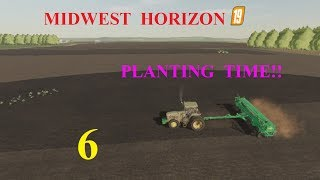 Farming Simulator 19, Let's Play, (Roleplay) MidWest Horizon Ep 6