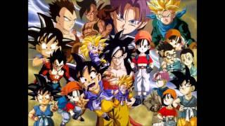 Dragon Ball GT (Prologue) - OST Instrumental (Dragon Ball GT)