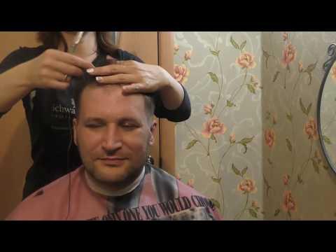 Мастер- класс Модельная мужская стрижка на мягкие волосы