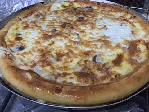 صورة  طريقة عمل البيتزا انسي اي طريقة في عمل البيتزا وشوفي دي هتعدي فيها جامد طريقة جديدة لاول مرة هتشوفوها مع محمد الديب طريقة عمل البيتزا من يوتيوب