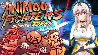 Super Animoo Fighters - Nitroplus Blasterz: Heroines Infinite Duel
