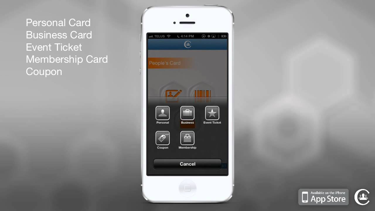 Peoples card for passbook helps small businesses creating peoples card for passbook helps small businesses creating membership cards and coupons tutorial 2 colourmoves