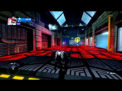 Disney Infinity 2.0 Marvel Superheroes – Venom In The New York City Spider-Man Playset
