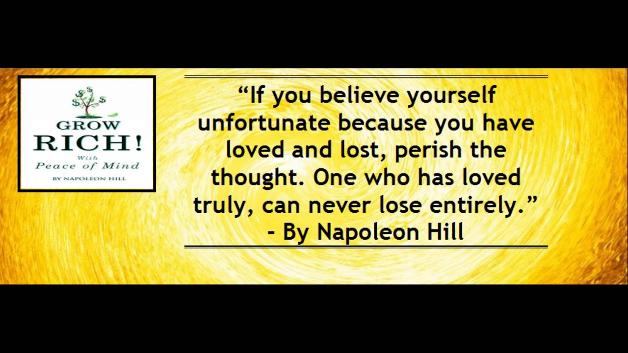Outwitting The Devil Quotes Napoleon Hill Think And Grow Rich  Quotes  17 Principles Of