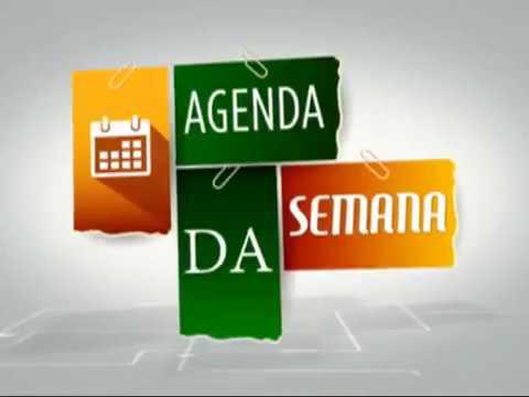 Agenda da Semana - 23 a 27 de outubro de 2017