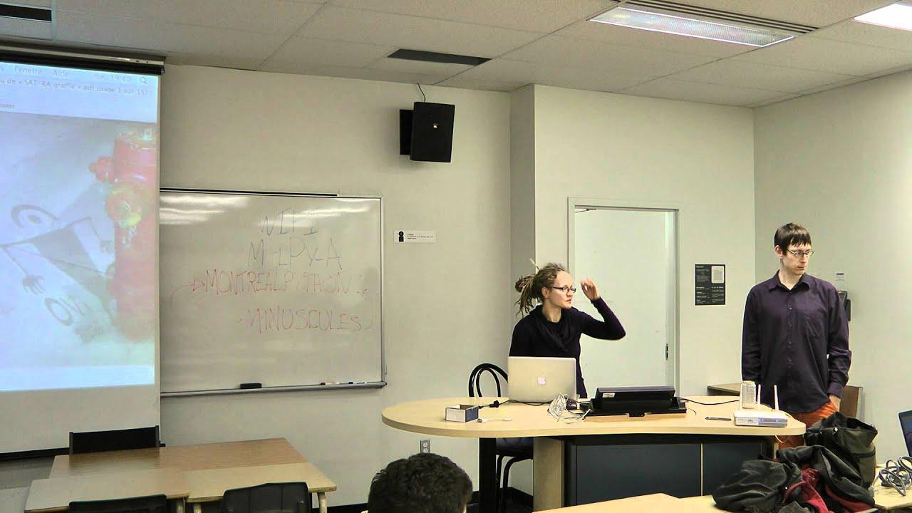 Image from Par-delà l'Invisible, un projet de la SAT, une exposition artistique en réalité augmentée sur un iPhone avec un backend Django, ainsi qu'un site web interactif