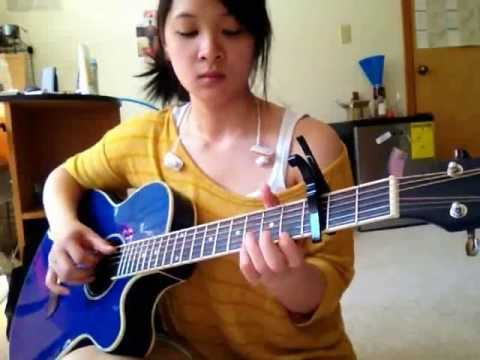 Love Hurts Family Book Ost Guitar Cover Chords Youtube