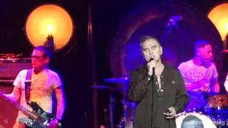 Morrissey-STAIRCASE AT THE UNIVERSITY-Live @ Fox Theatre, Tuscon, AZ, April 10, 2017-Moz-The Smiths