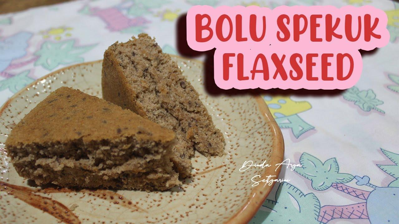 Resep Bolu Spekuk Flaxseed Bolu 1 Telur Bolu Rempah Youtube