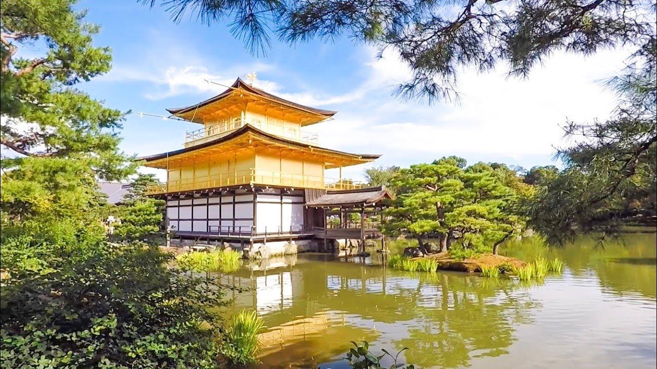 CHÙA DÁT VÀNG Là Có Thật ở Kyoto Nhật Bản | Kinkakuji – Golden Temple  | DEGO TV