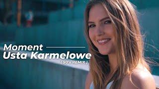 MOMENT - Usta Karmelowe (Wytrych & Kwiat Oldschool 90's Remix)