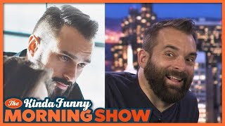 Is this Nick's Twin?! - The Kinda Funny Morning Show 05.22.18