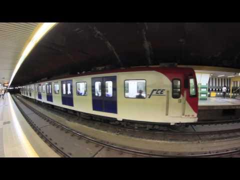"""FCE Catania metro """" Italia """""""