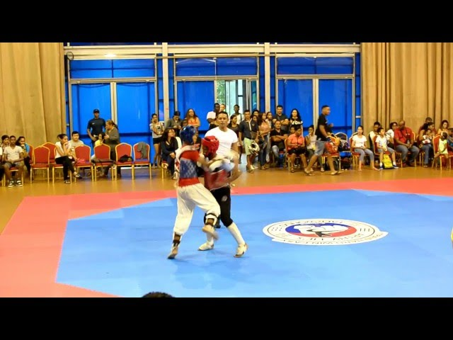 Arthy Lie's 3rd VOS & UNI Best Fighter Tournament