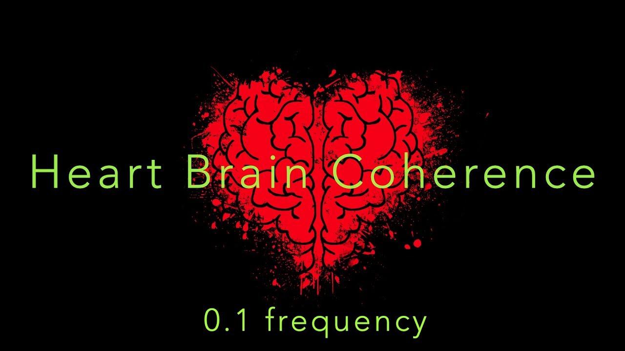 Heart Brain Coherence Music (7min) 0.1 Hertz Syncronization