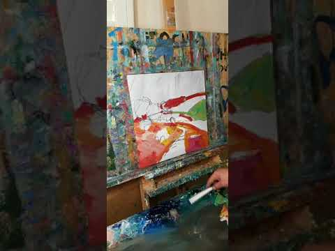 Colorist Oil Painting - Impressionism Paintings by Artist JOSE TRUJILLO