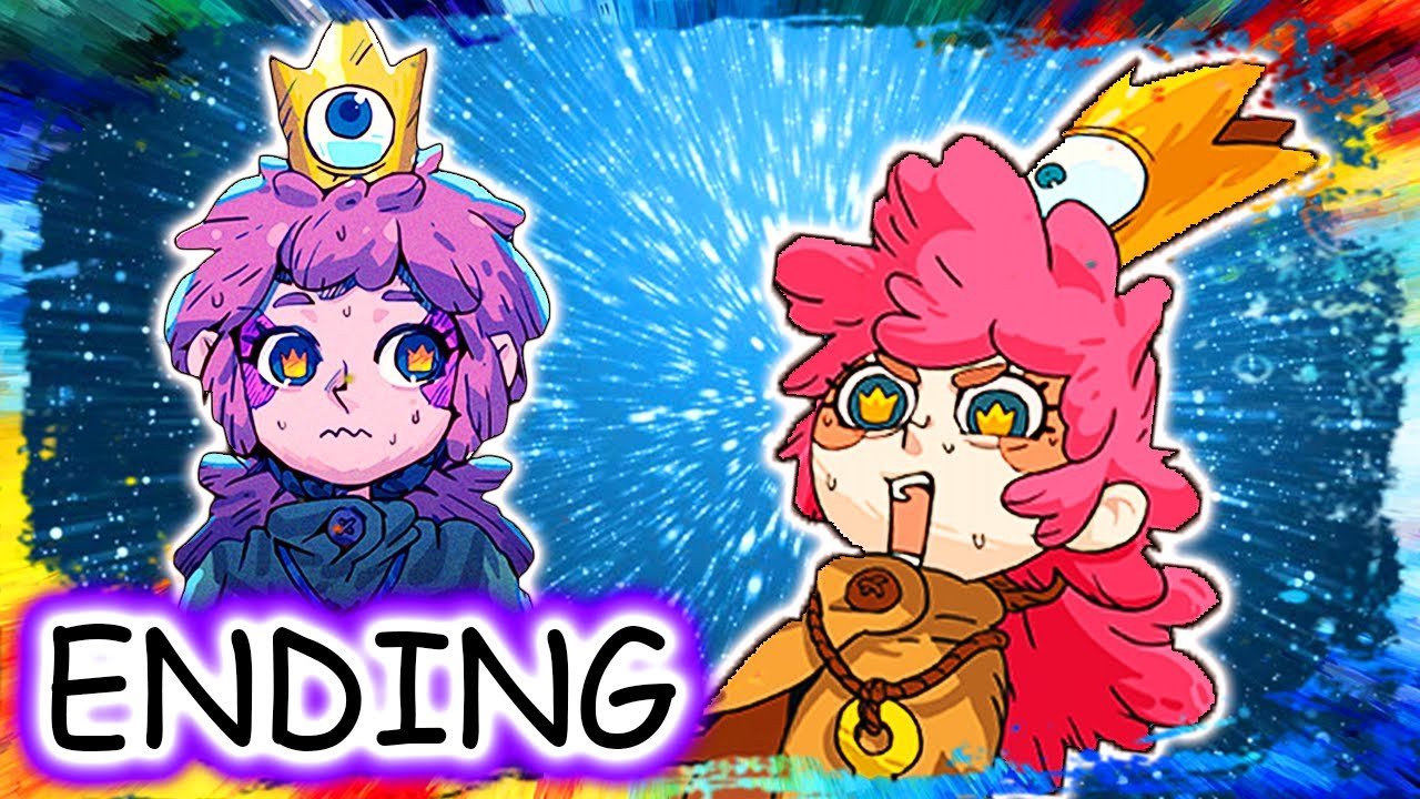 Crown Trick ENDING LAST BOSS Battle Gameplay Walkthrough Playthrough Let's Play Game