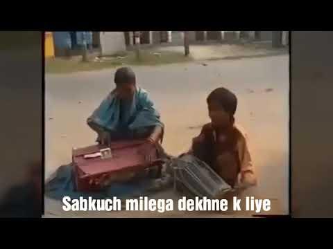 Indian hidden talent !! Street singer !! Pardesi pardesi Jana nhi mujhe chor k