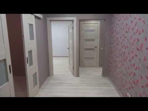 Капитальный ремонт 3-х комнатной квартиры в г.Видное, ул.Завидная