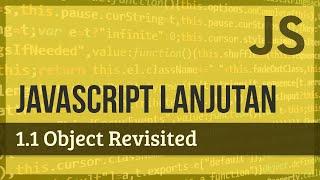 Mari kita mulai kembali belajar javascript melanjutkan playlist dasar pemrograman dengan javascript, dan di video pertama ini akan ingat-ingat m...