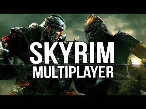 Skyrim Multiplayer Is Here!  Skyrim Together - Skyrim Mods (Closed Beta)