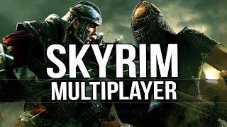 Skyrim Multiplayer Is Here!  Skyrim Together - Skyrim Mods (Closed Beta)