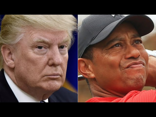 Trump's Prediction About Tiger Woods Is Turning Some Heads
