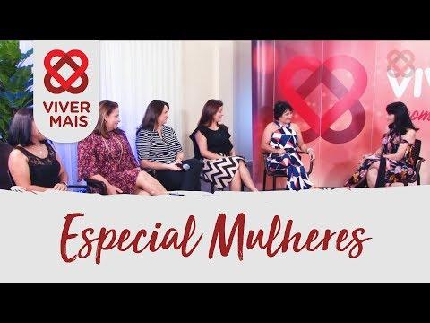PROGRAMA VIVER MAIS - ESPECIAL MULHERES
