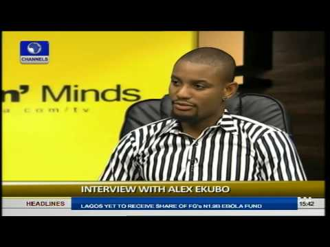 Am All Up For African Cinema - Alex Ekubo. PT1