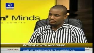 Am All Up For African Cinema - Alex Ekubo PT1