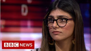 Mia Khalifa: Why I'm speaking out about the porn industry - BBC News