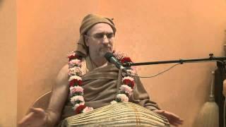 2010.01.26. Kirtan by H.H. Bhaktividya Purna Swami - Riga, LATVIA