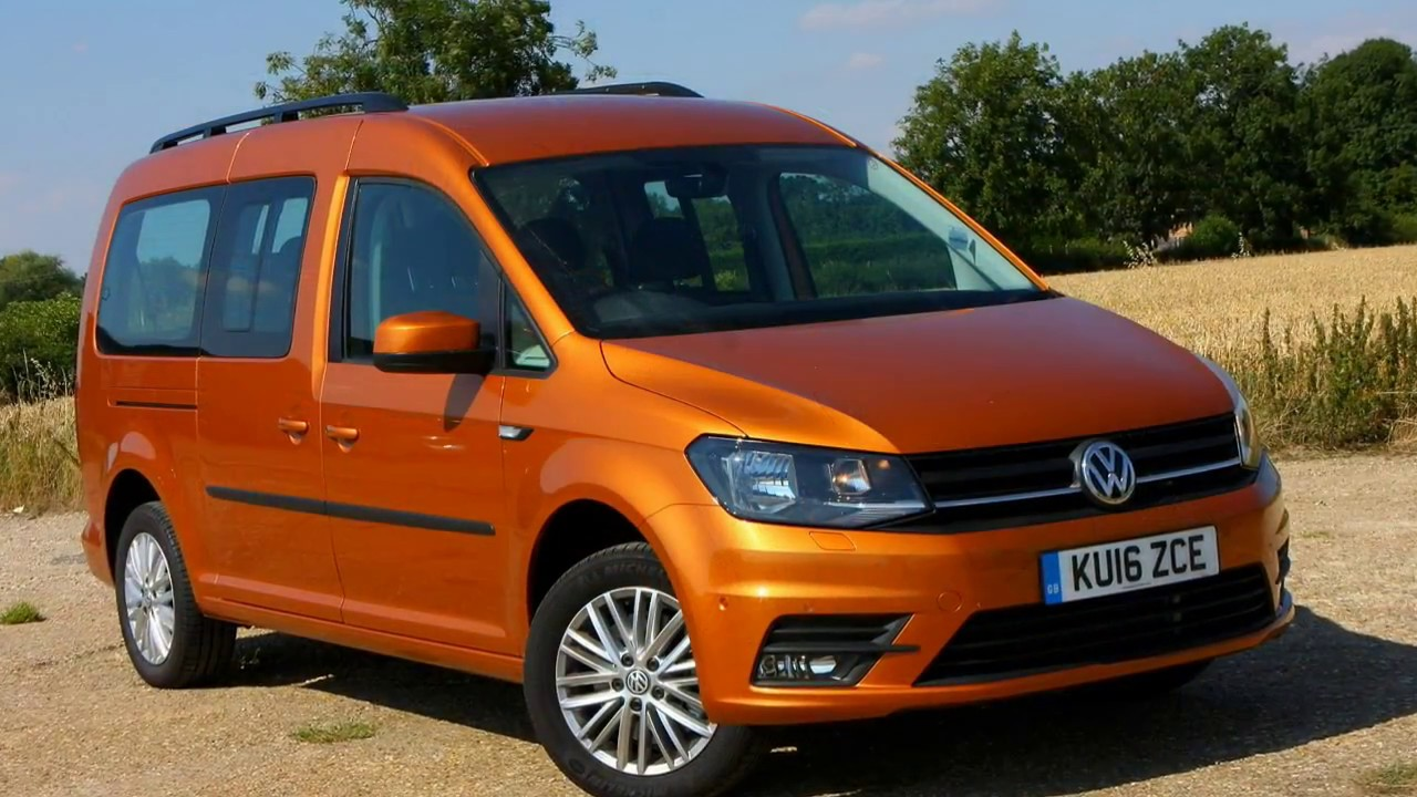 volkswagen caddy maxi life 2017 youtube. Black Bedroom Furniture Sets. Home Design Ideas