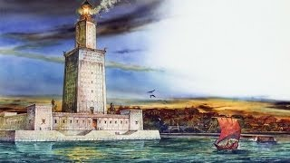 Minecraft World Buildings - Lighthouse of Alexandria