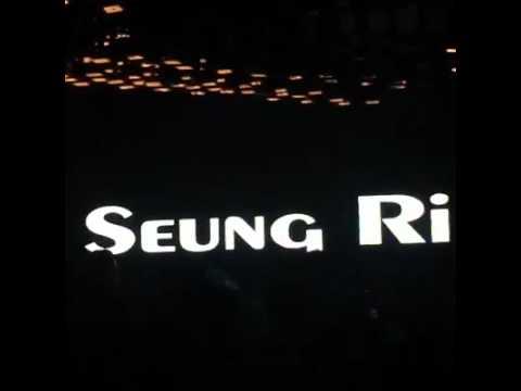 BIGBANG SEUNGRI IN HANOI - DJ LIVE - Fuse Lounge Hanoi 2016.04.02