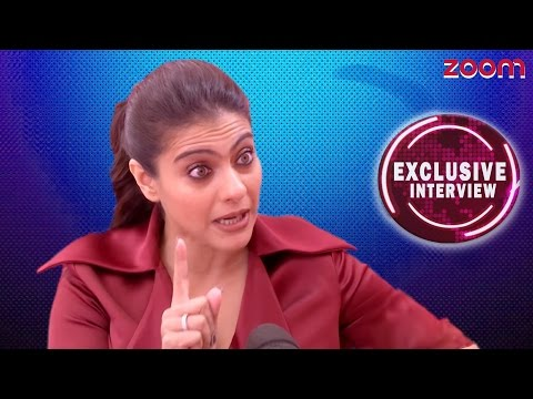 Kajol Exclusive Interview - zoom