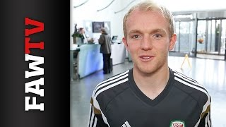 Behind the Scenes: Jonny Williams at the FAW Awards