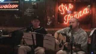 Repeat youtube video Creep (acoustic Radiohead cover) - Mike Massé and Jeff Hall