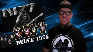 "Baixar First Reaction to KISS ""Deuce"" LIVE 1975"